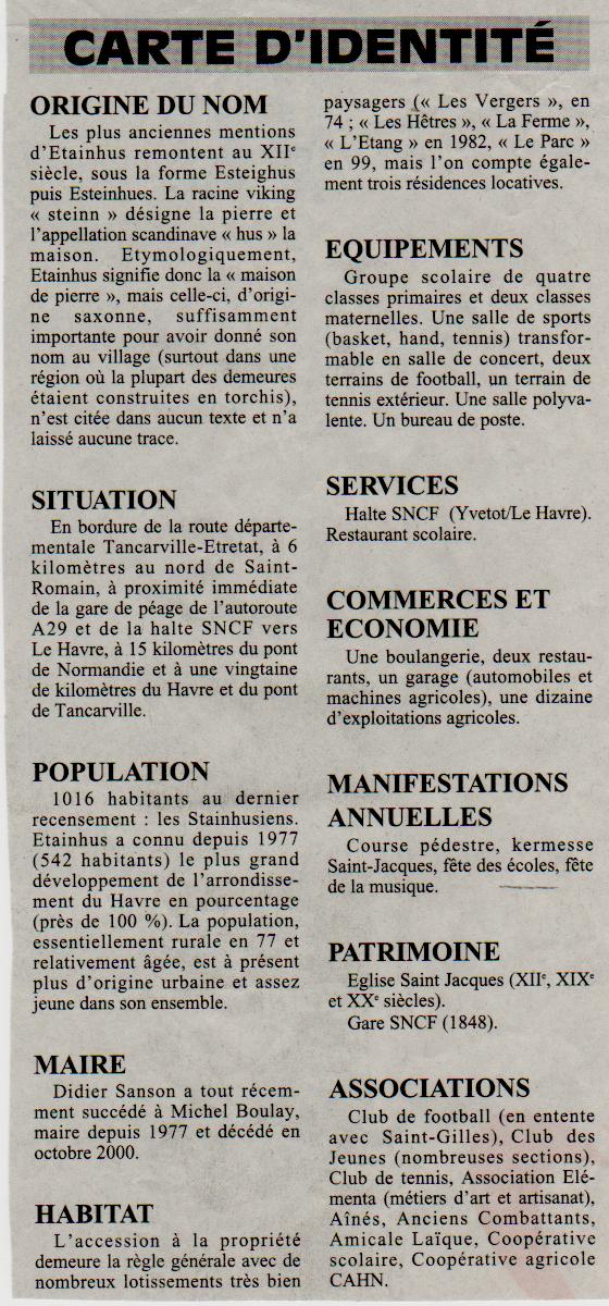 Histoire des communes - Etainhus Etainh11