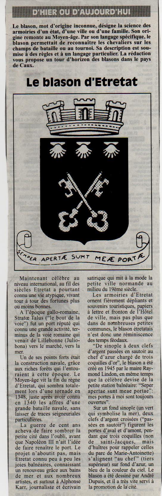 Histoire des communes - Etretat Etreta12