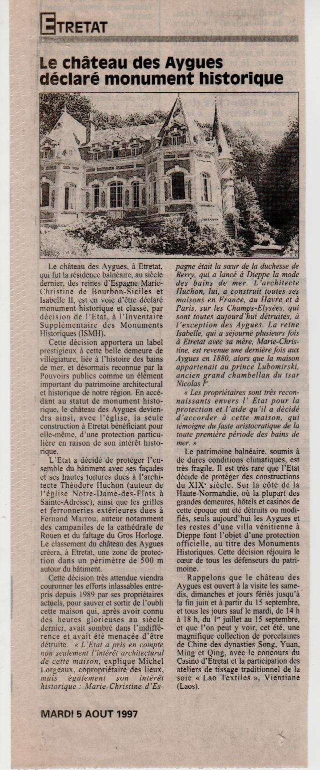 Histoire des communes - Etretat Etreta13