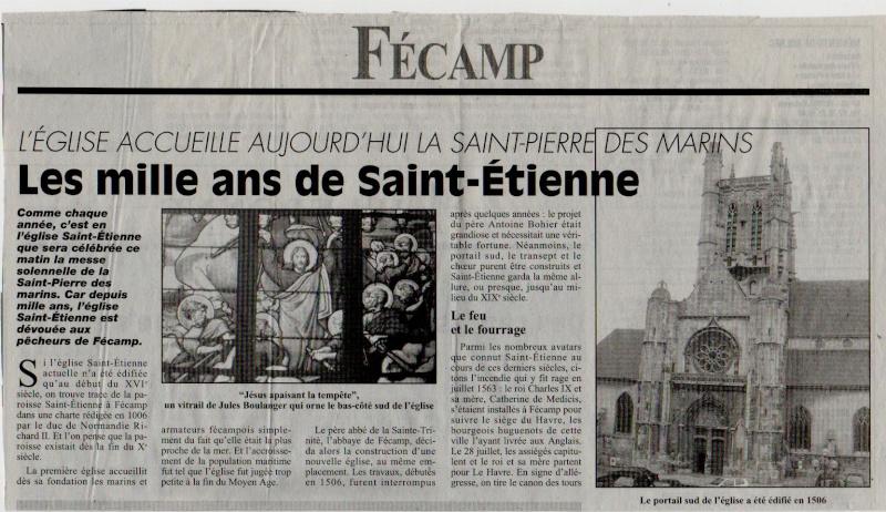 Histoire des communes - Fécamp Fecamp12