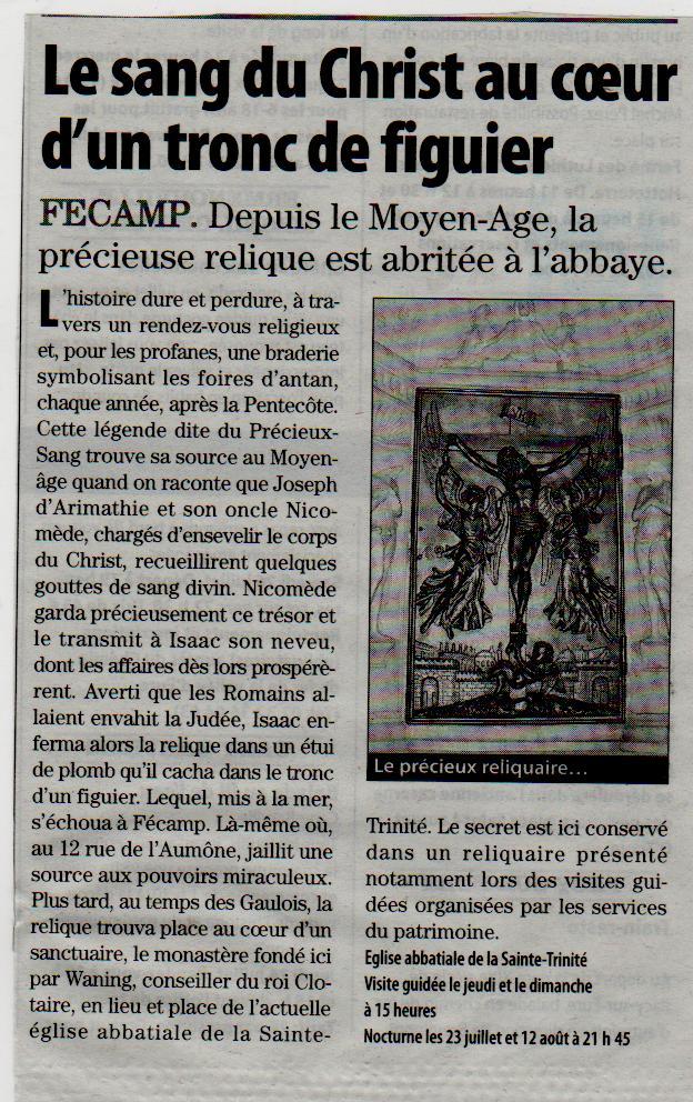 Histoire des communes - Fécamp Fecamp14