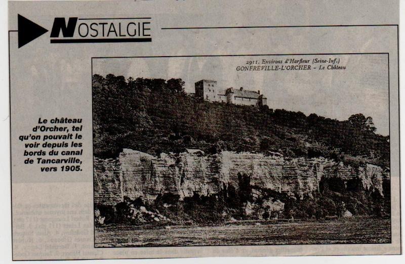 Histoire des communes - Gonfreville l'Orcher Gonfre12