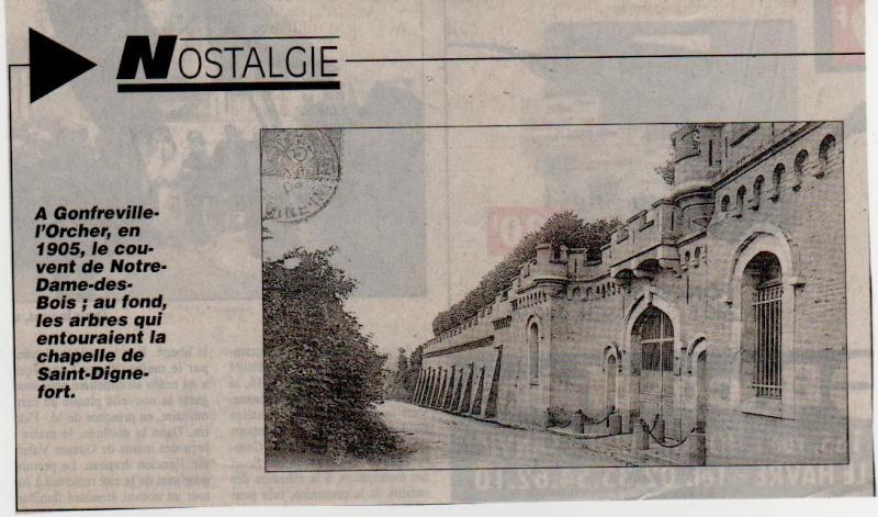 Histoire des communes - Gonfreville l'Orcher Gonfre13