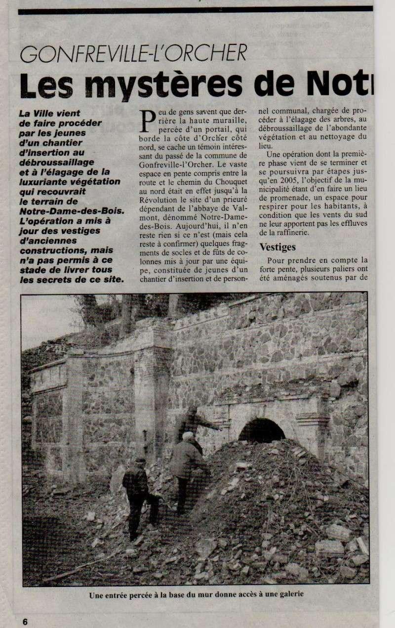 Histoire des communes - Gonfreville l'Orcher Gonfre14