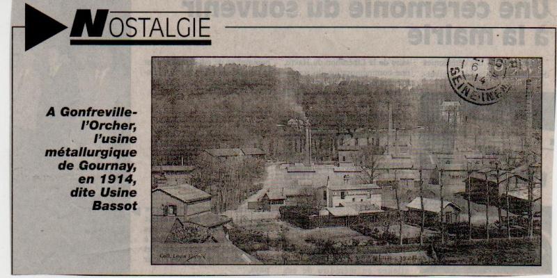 Histoire des communes - Gonfreville l'Orcher Gonfre17