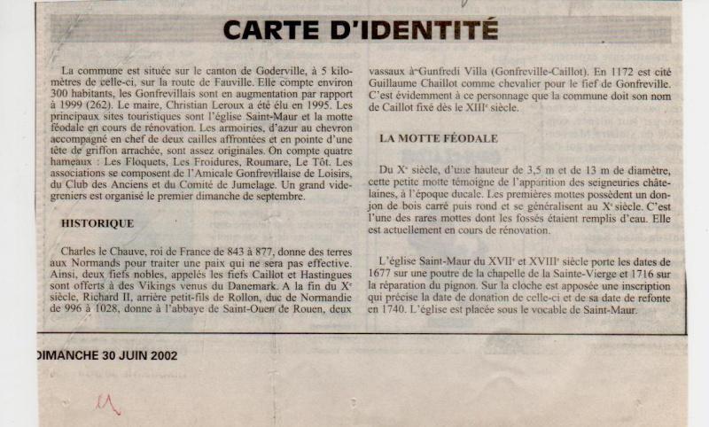 Histoire des communes - Gonfreville-Caillot Gonfre19