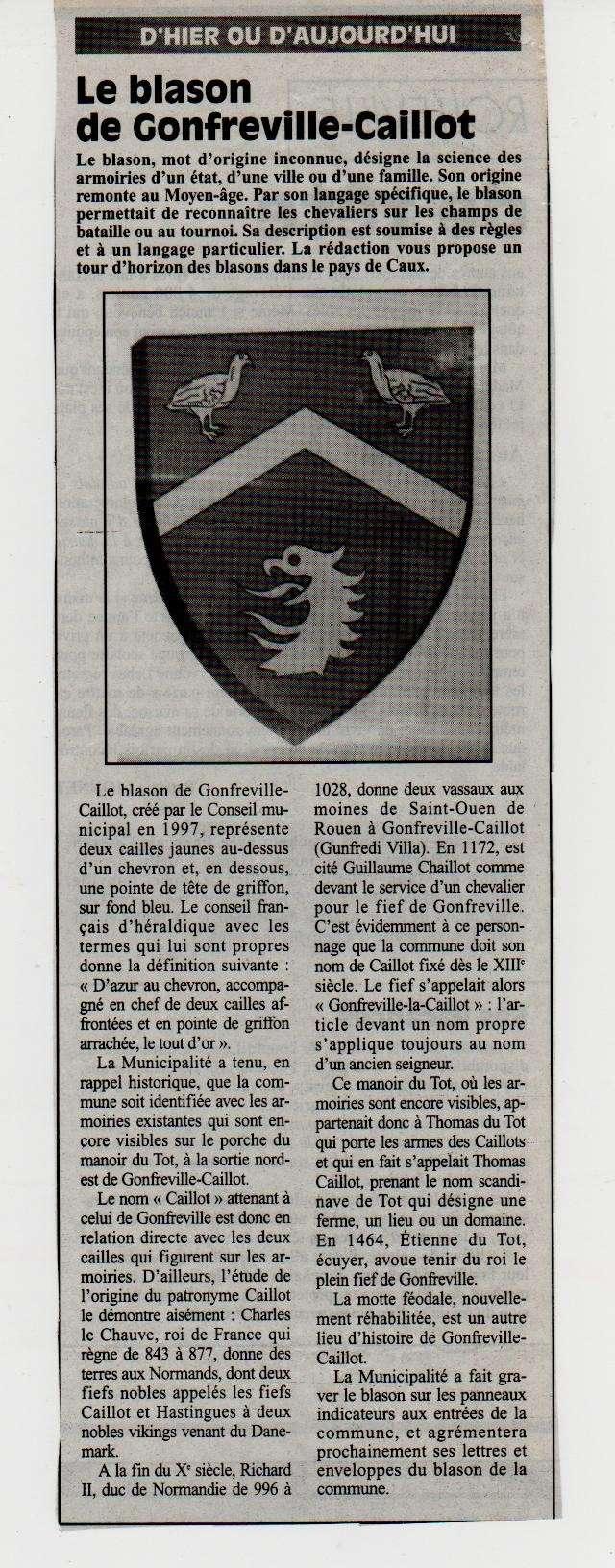 Histoire des communes - Gonfreville-Caillot Gonfre20