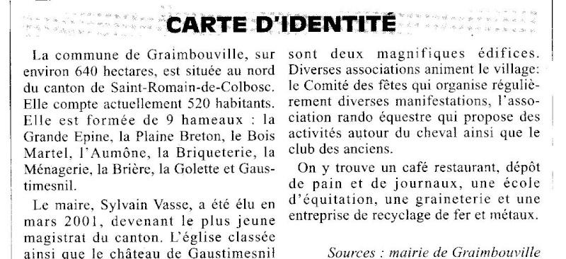 Histoire des communes - Graimbouville Graimb14