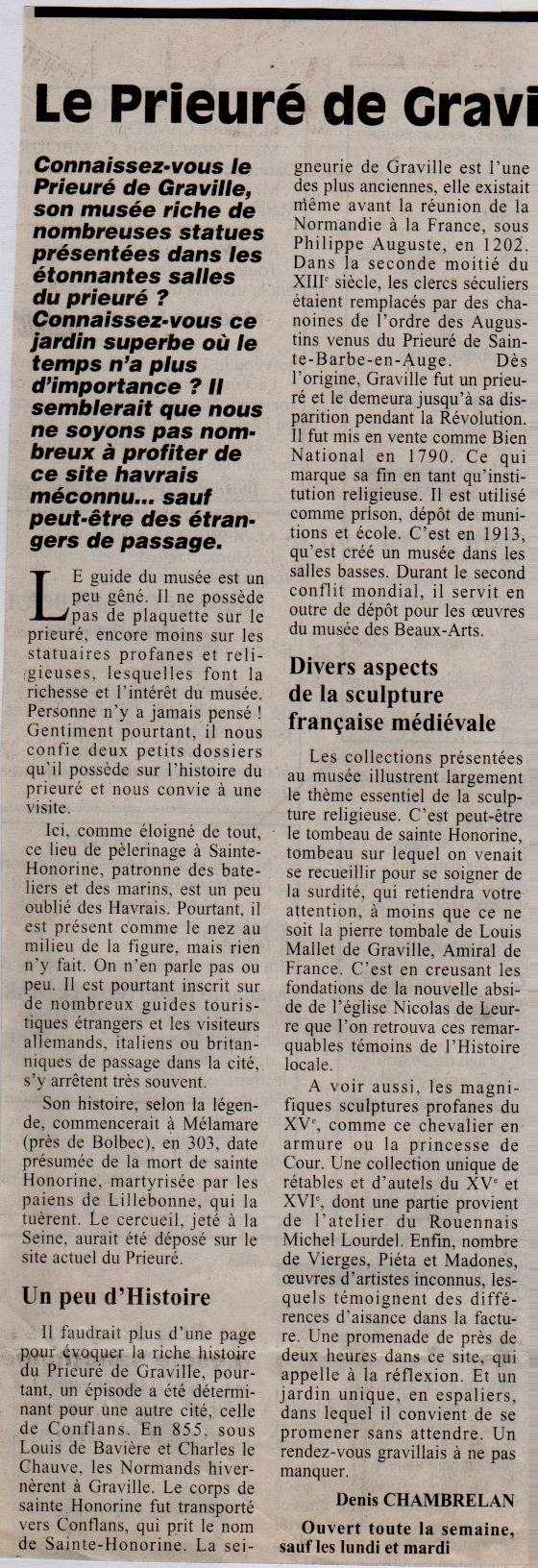 Histoire des communes - Le Havre-Graville Gravil17