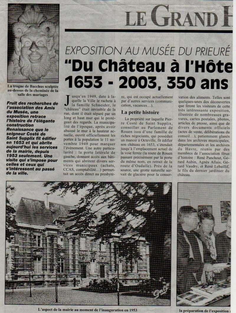 Histoire des communes - Harfleur Harfle10