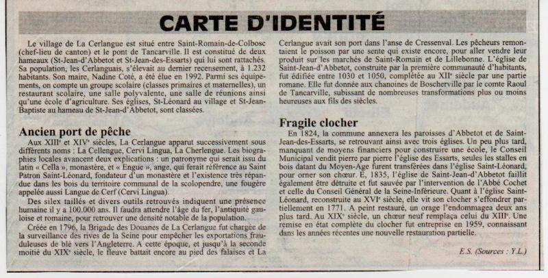 Histoire des communes - La Cerlangue La_cer12