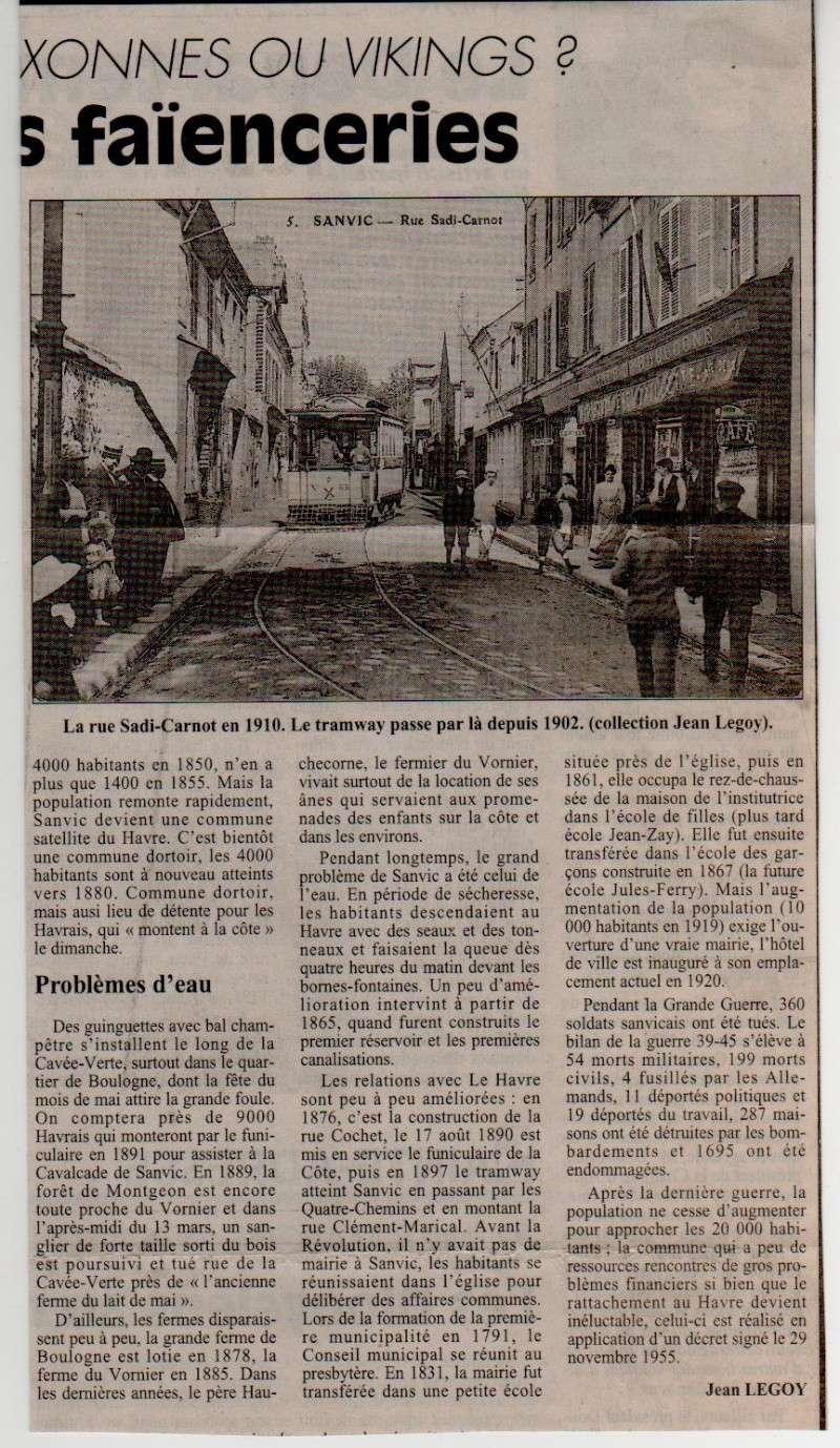 Histoire des communes - Le Havre - Sanvic Le_hav14