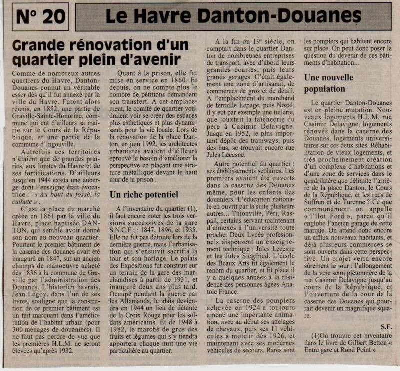 Histoire des communes - Le Havre-Danton-Douanes Le_hav31