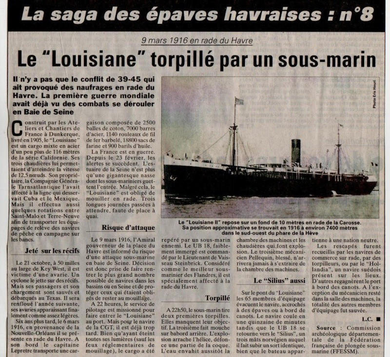 Guerres et épaves - Le Louisiane Le_lou10