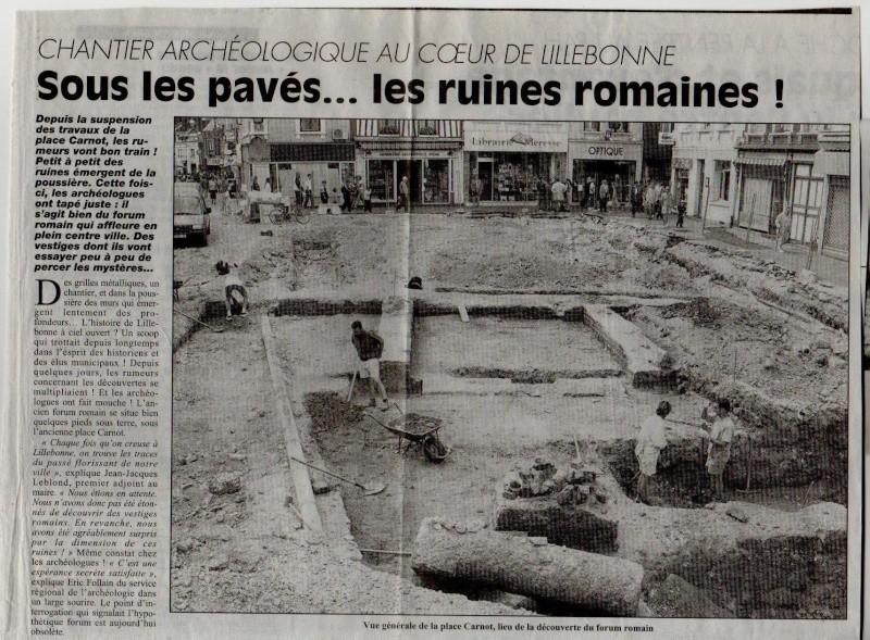 Histoire des communes - Lillebonne Lilleb13