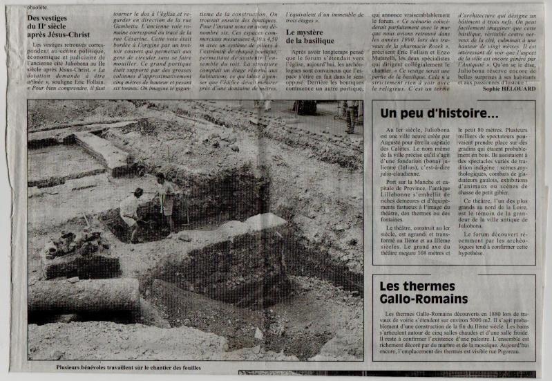 Histoire des communes - Lillebonne Lilleb14