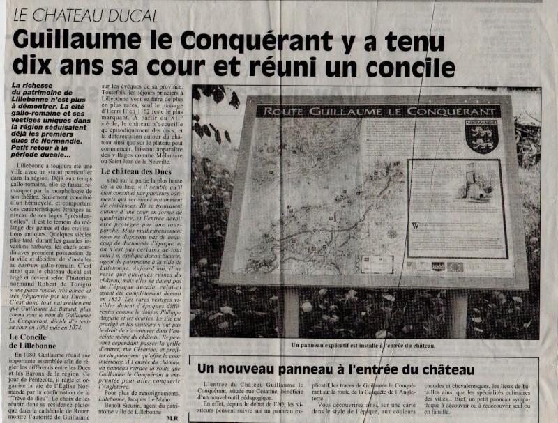 Histoire des communes - Lillebonne Lilleb23