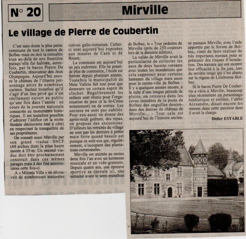 Histoire des Communes - Mirville Mirvil10