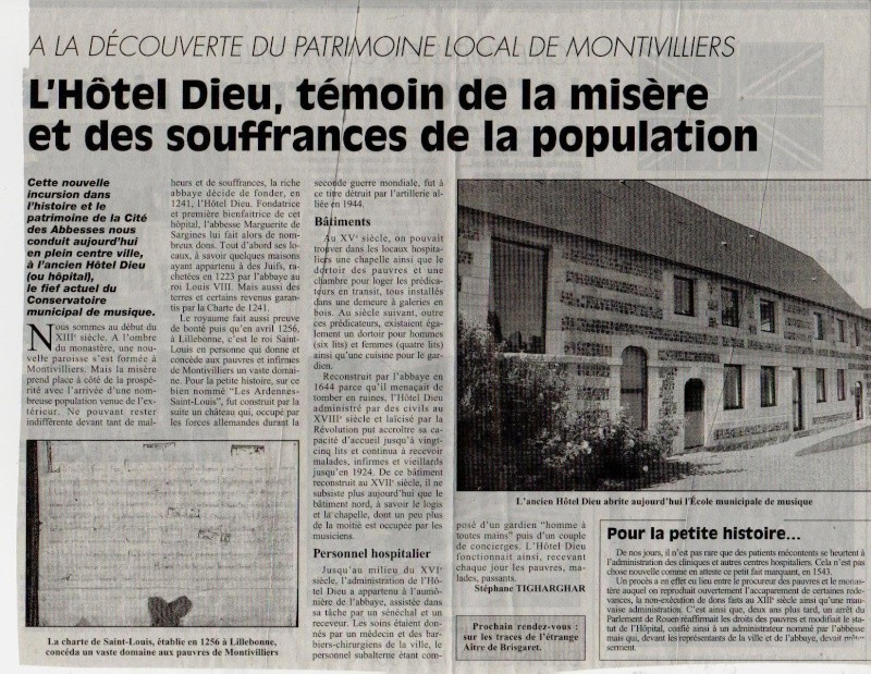 Histoire des Communes - Montivilliers Montiv16
