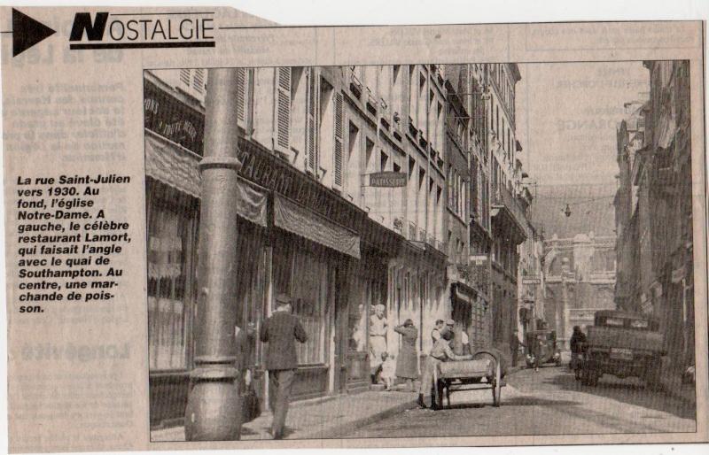 Saint - Histoire des Quartiers Havrais - Notre-Dame Notre-16