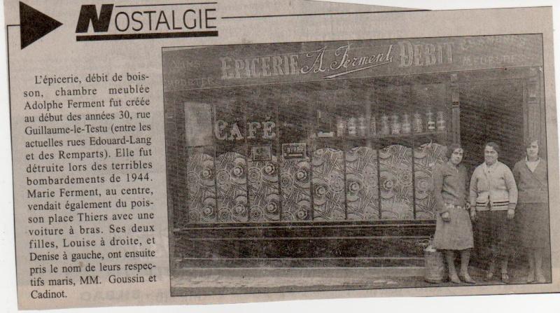 Saint - Histoire des Quartiers Havrais - Notre-Dame Notre-18
