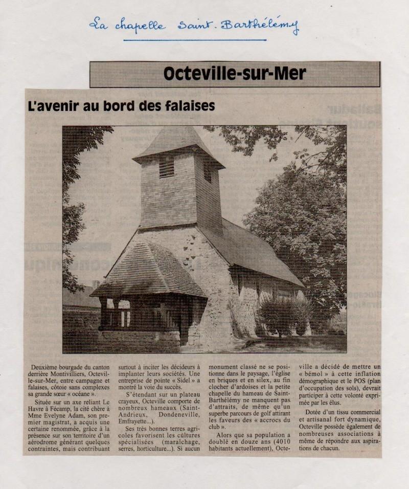 Histoire des communes - Octeville-sur-Mer Octevi12