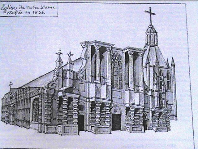 1636 - Église Notre-Dame ... Portes17