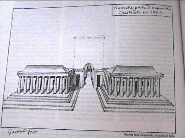 1804 - La porte d'Ingouville Portes22