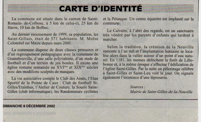 Histoire des communes - Saint-Gilles-de-la-Neuville Saint-27