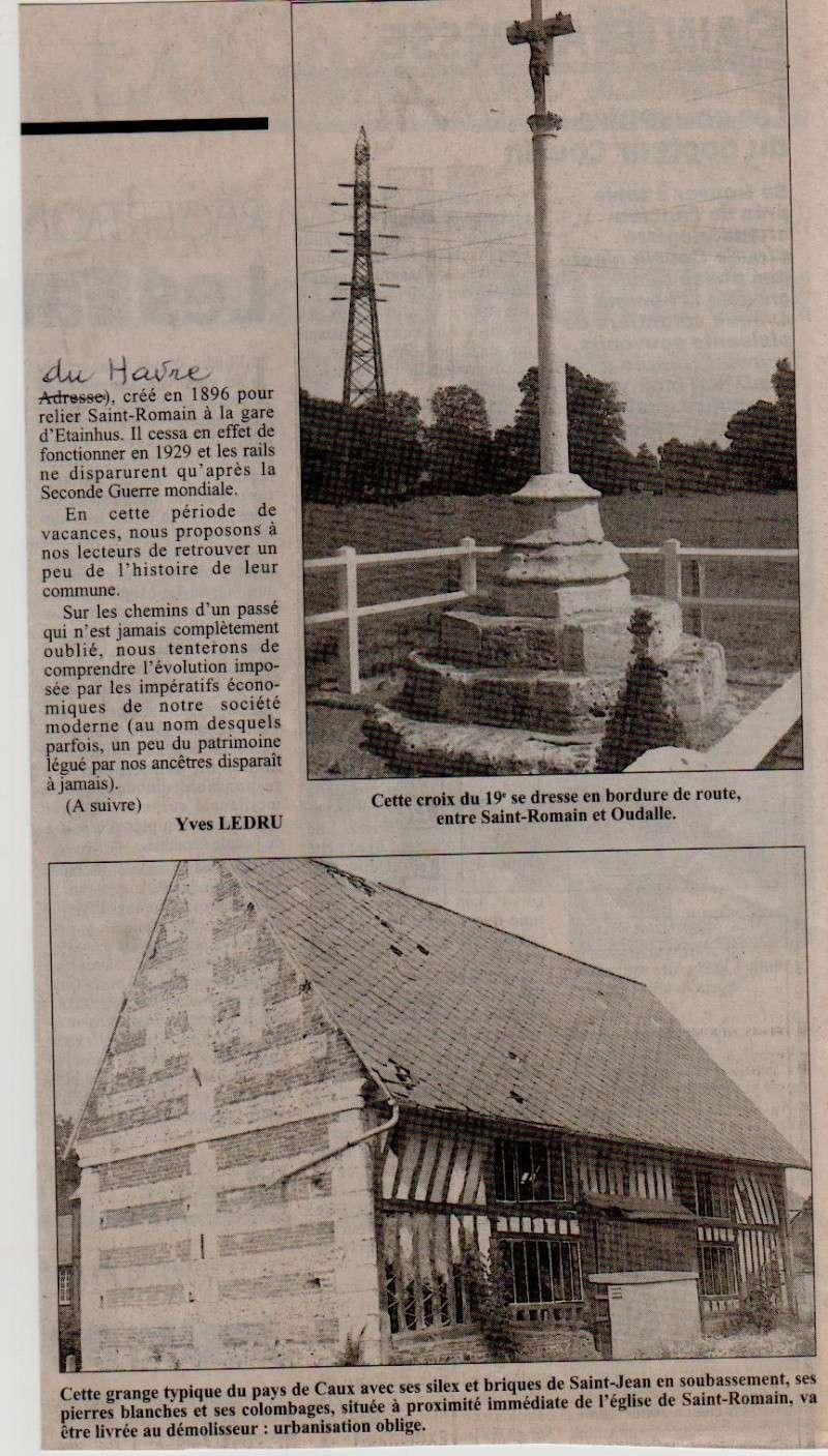 Histoire des communes - Saint-Romain-de-Colbosc Saint-31