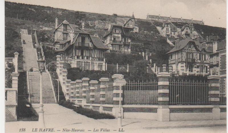 1905 - Sainte-Adresse, DUFAYEL, Nice Havrais ... Sainte13