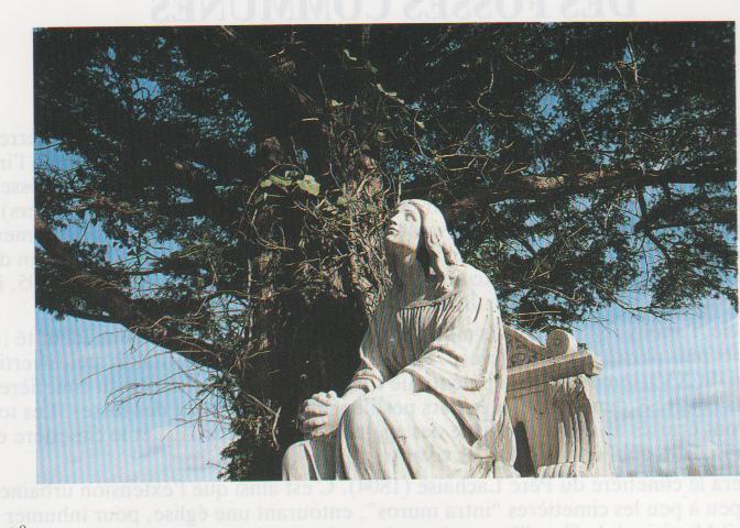 1851 - Cimetière Sainte-Marie Statue11