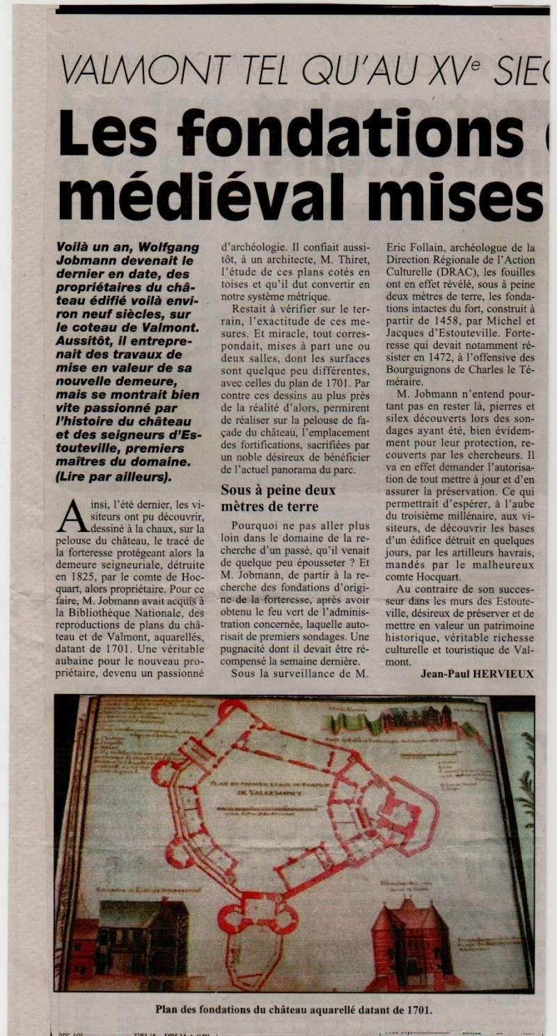 Histoire des communes - Valmont Valmon22