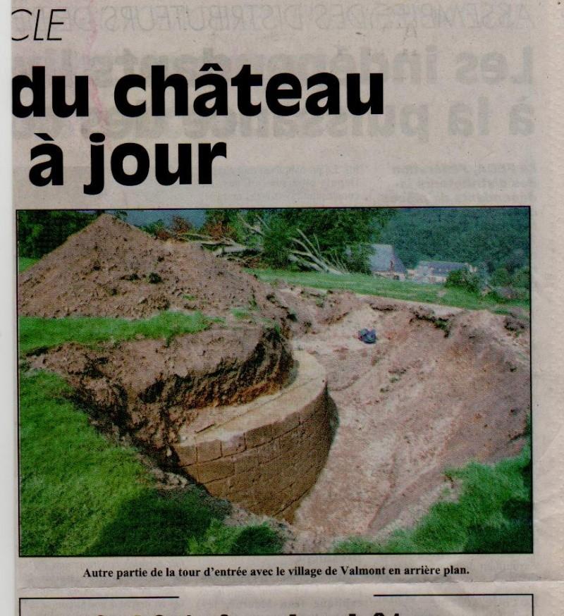 Histoire des communes - Valmont Valmon23