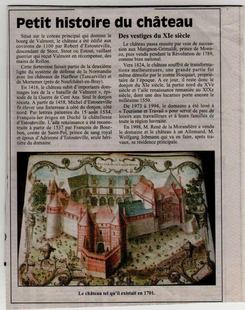 Histoire des communes - Valmont Valmon24