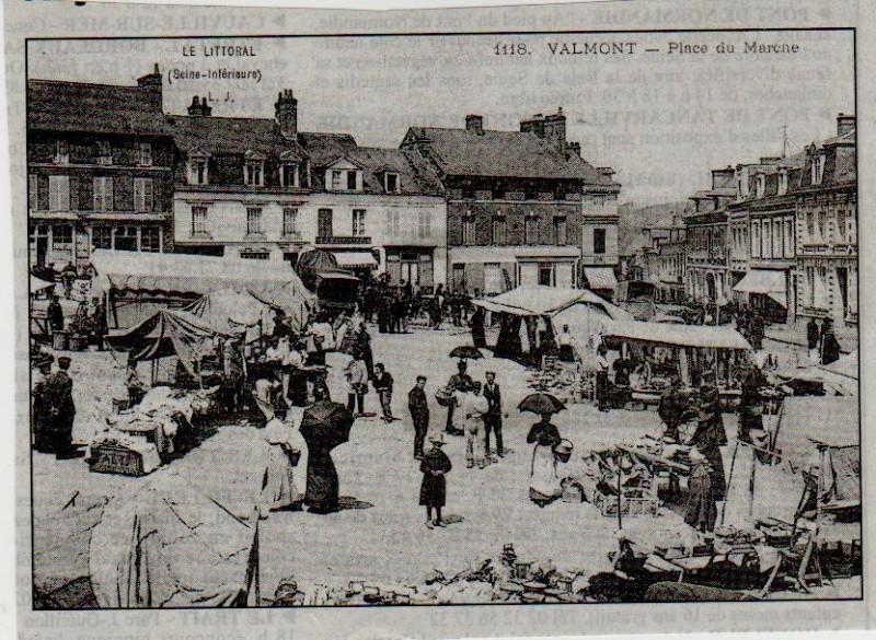 Histoire des communes - Valmont Valmon25