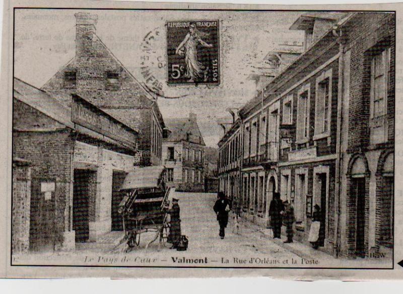Histoire des communes - Valmont Valmon26