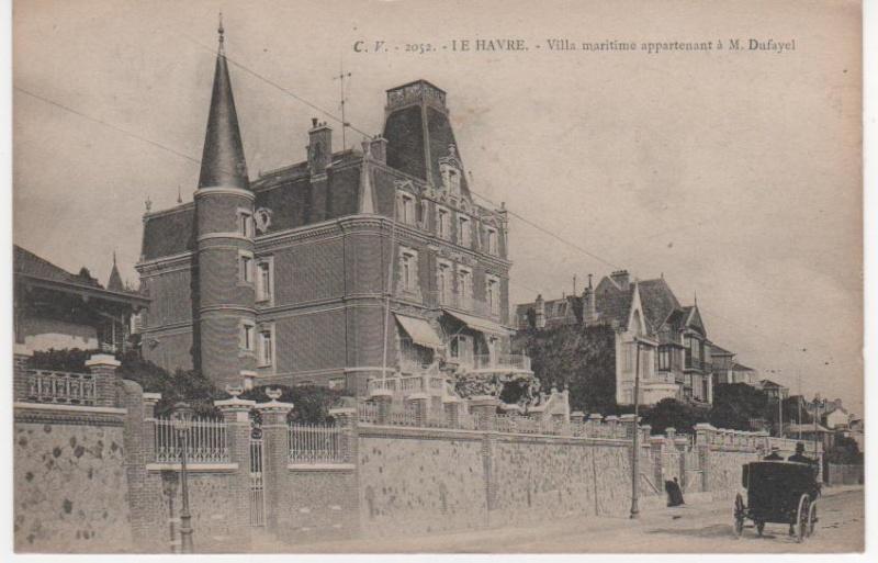 1937 - La Villa Maritime, Céline Villa_10