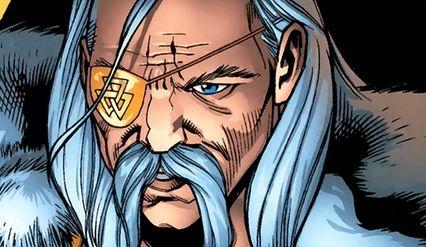 Asgard (megsemmisült) Odin10
