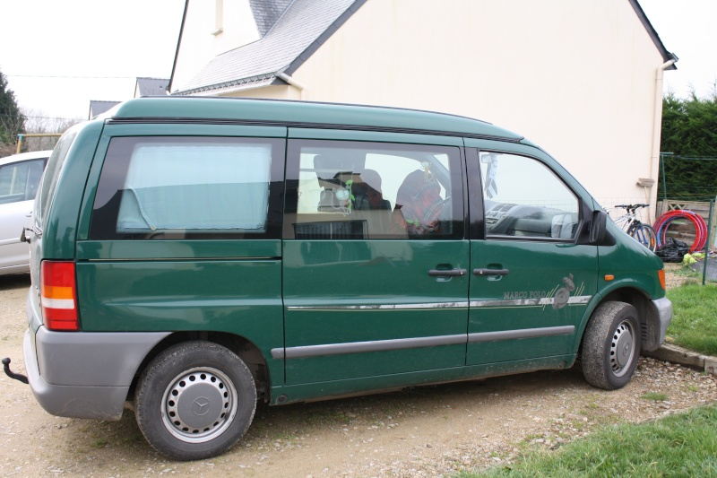 Vends Mercedes Vito Marco Polo Wesfalia Nat_fe11