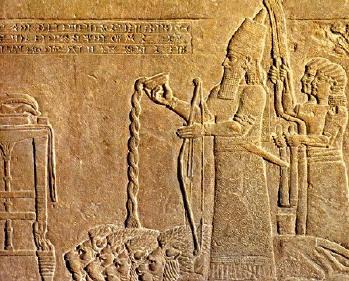Los Asirios. Señores de la guerra. Asurba10