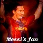 messi's fan