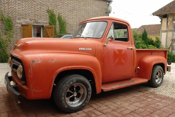 f100 1953 Cam110