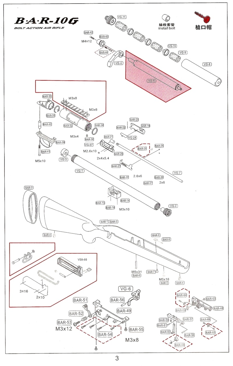 Upgrade à 0 €uros du BAR 10 G-spec Numeri10