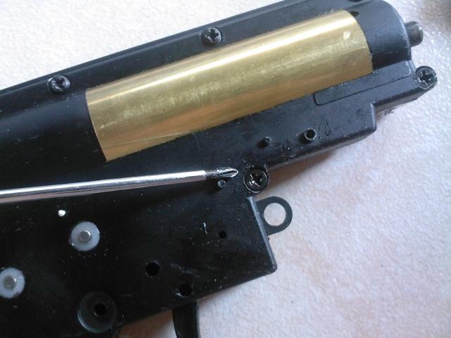 tuto gearbox v2 M4 / M16 db Spm_a204