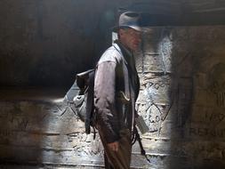 Ys esta aui la nueva pelicula de Spielberg: Indiana Jones y el reino de la calavera de cristal Indian10