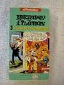 Mortadelo y Filemon:Elcaso de los gamberros (El periodico) Video VHS Pict3215