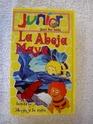 La Abeja Maya (Maya y la Rana)--Video VHS Pict3225