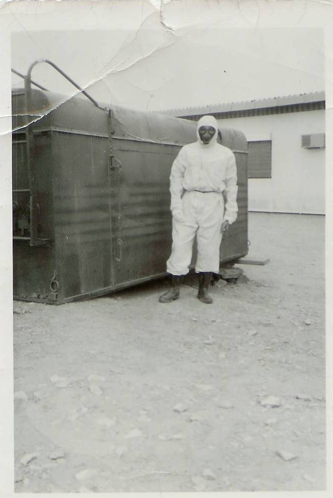 Je recherche des vétérans du Sahara en 1963 023910
