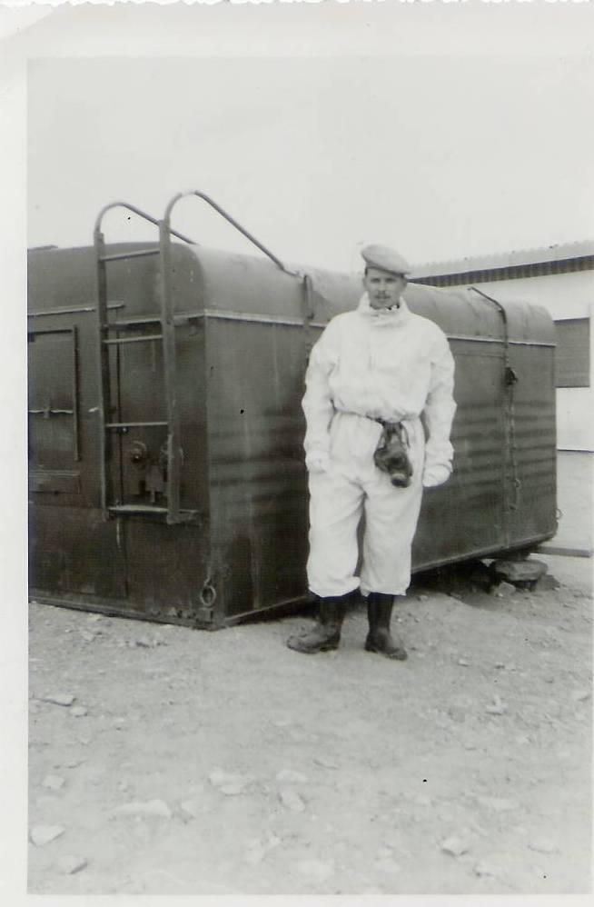Je recherche des vétérans du Sahara en 1963 024010